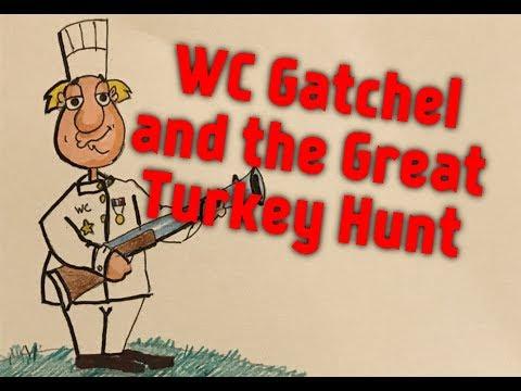 How to Hunt the Elusive Wild Turkey.