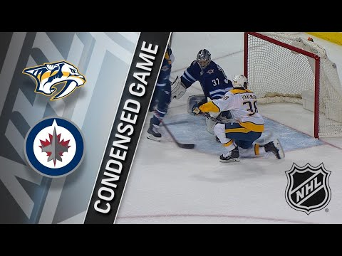 02/27/18 Condensed Game: Predators @ Jets