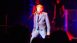 Hey Joe - Johnny Hallyday - 06/05/14 - Beacon Theatre
