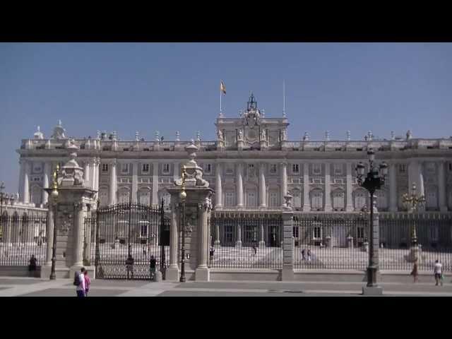 Мадрид 3