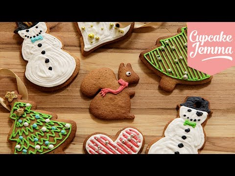Generate Christmas Cookies - Cookie Collaboration | Cupcake Jemma Pictures