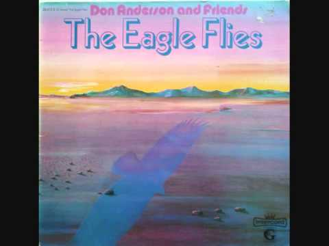"""Don Enderson and Friends - Understanding ( Lp :""""The Eagle Flies 1973)"""