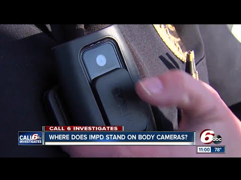 Cost, maintenance hinders IMPD from body camera usage