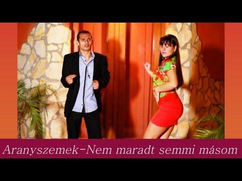 Aranyszemek 2013 -Nem maradt semmi másom-Official ZGSTUDIO video