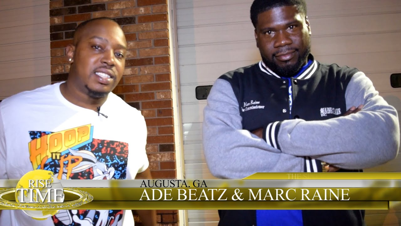 ADe Beatz And Marc Raine gives us the 411
