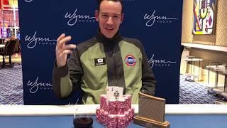 (Final Table) The $400 Wynn $40,000 Guaranteed Poker Tournament (Vlog)
