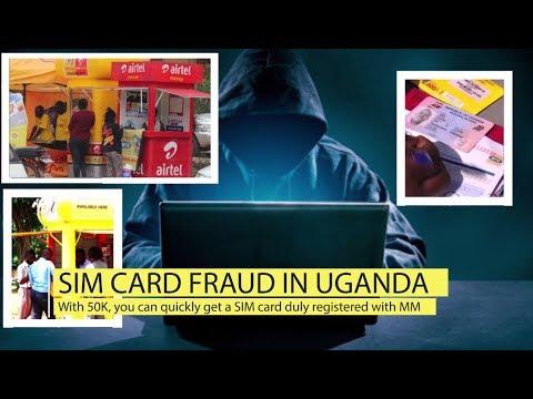 Obufere N'obuubi Ku Mobile Money Ne Sim Card Registration Mu Uganda