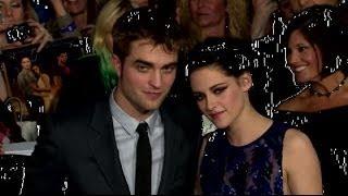 Robert Pattinson und Kristen Stewart sprechen über Ehe auf Wochenendtrip - Splash News Deutschland