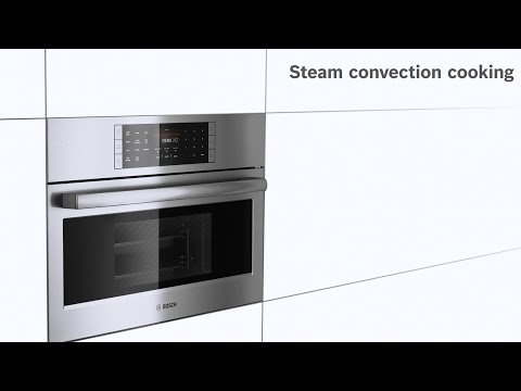 Bosch Steam Oven | Bosch Wall Oven | Bosch Single Oven | Bosch Double Oven | Bosch Appliances