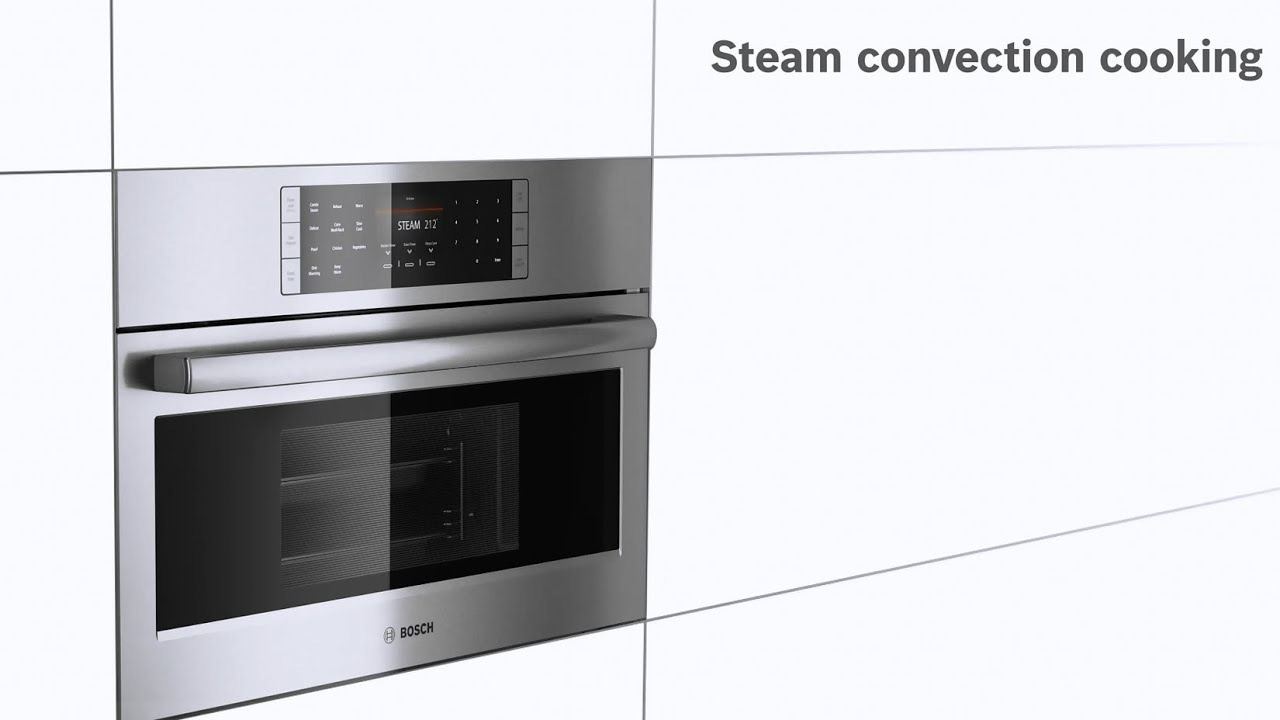 bosch steam oven | bosch wall oven | bosch single oven | bosch