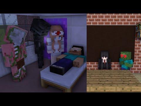 Monster School : Herobrine Gone Missing - Minecraft Animation