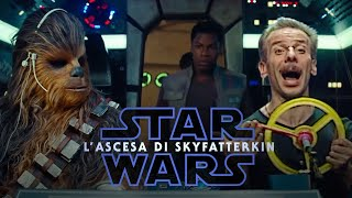"""STAR WARS: L'ASCESA DI SKYWALKER"" con ALDO, GIOVANNI e GIACOMO"