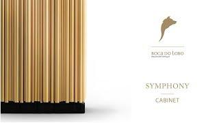 The Symphony Cabinet by Boca do Lobo