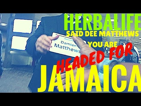 JAMAICA FUNK | HERBALIFE TRAINING | DEEKNOWSTV:17