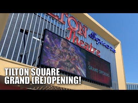 Tilton Square Theatre Re-Opens