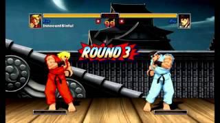 Super Street Fighter II Turbo HD Remix (Xbox Live Arcade) Arcade as Ken