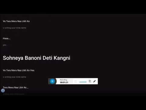 Kangani   Rajvir Jawanda lyrics official / by sonali