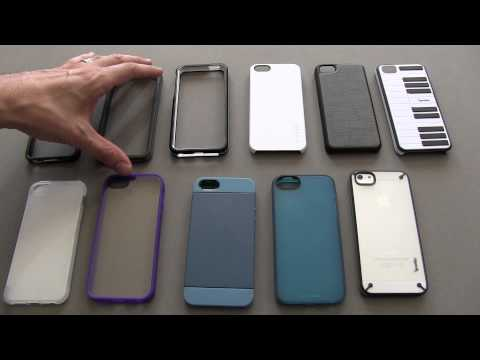 The Best iPhone 5 Slim Cases