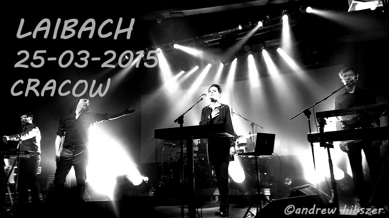 17 18 Laibach Das Spiel Ist Aus 25 03 2015 Youtube