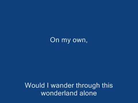 Misty johnny mathis (with lyrics)