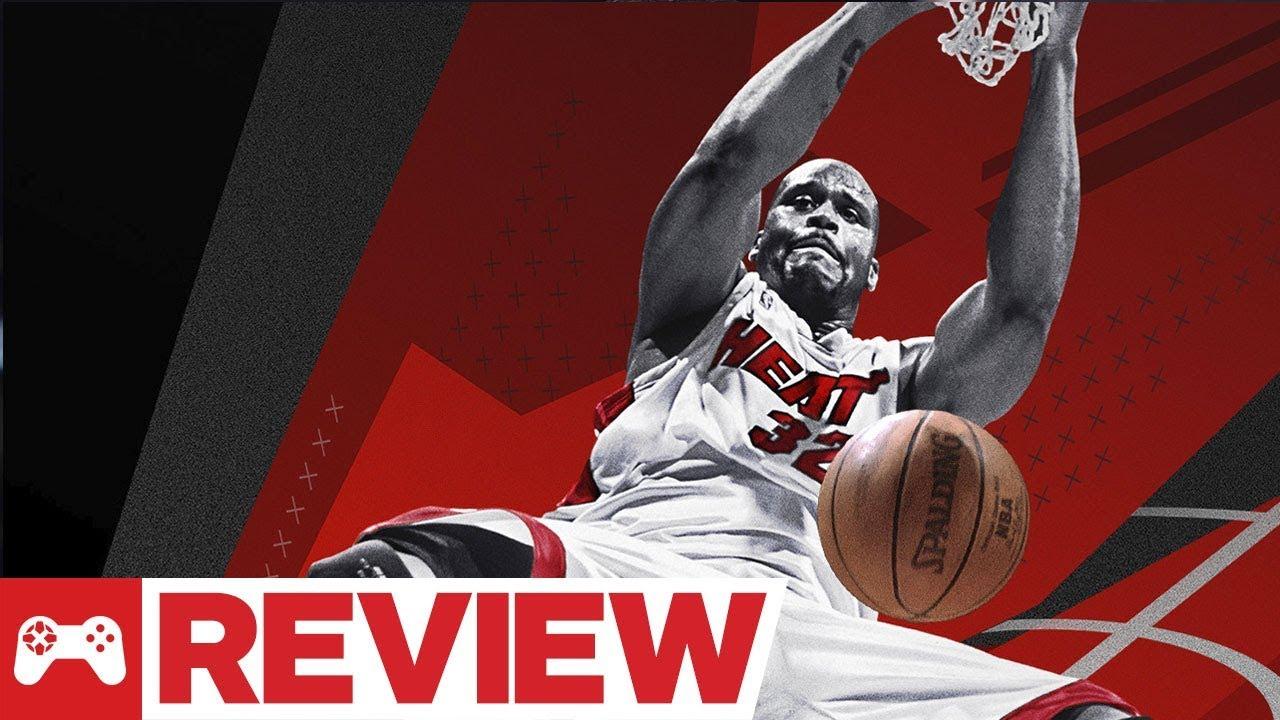 daa44cddc285 NBA 2K18 Review - YouTube