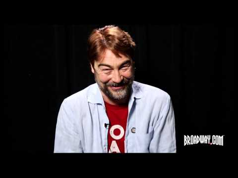 2015 Tony Nominee Secrets: WOLF HALL's Nathaniel Parker on His Royal Bad Habit