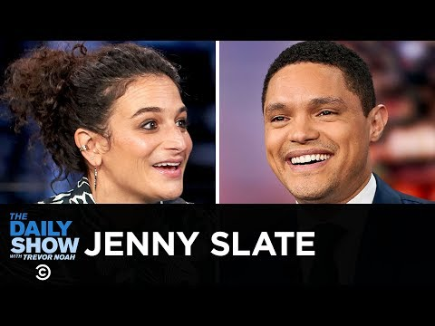 "Jenny Slate - Writing ""Little Weirds"" and Creating ""Stage Fright"" 