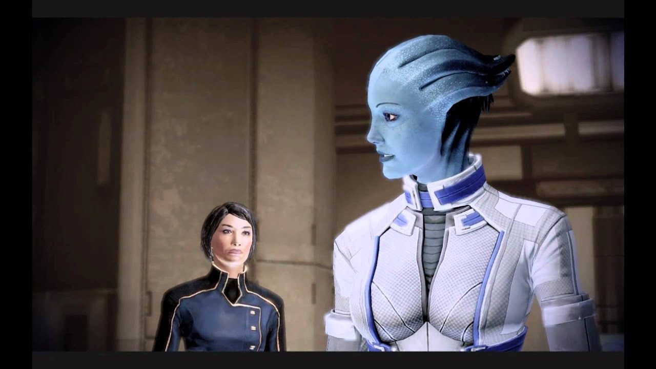 Mass effect 2 hook up with liara