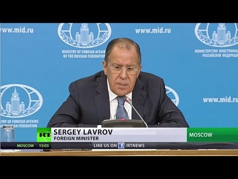 Lavrov: It's right to invite US to Syria talks in Astana