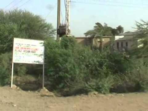 Village Hussainabad Thatta, Sindh