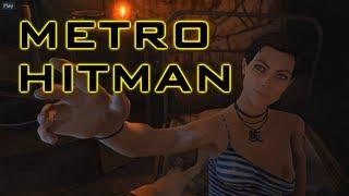 Metro: Last Light GTX 690 Ultra Settings - METRO HITMAN!
