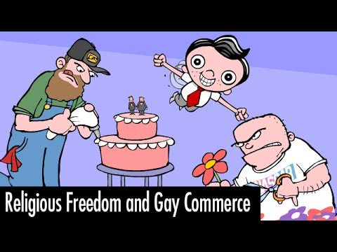 Religious Freedom and Gay Commerce
