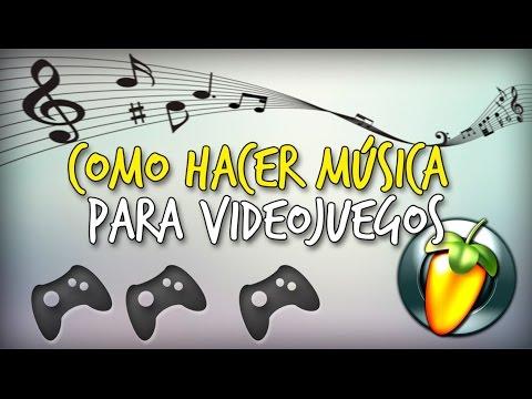 como crear música de fondo para tus videojuegos (fácil para todos)
