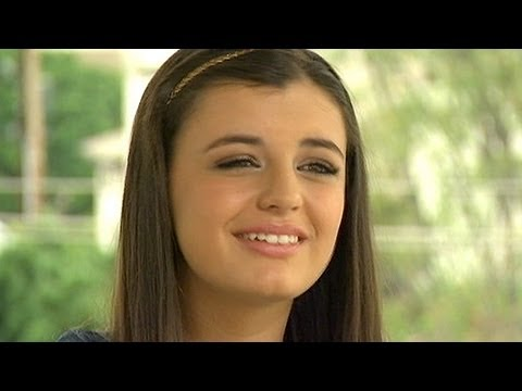 Rebecca Black : 'Friday' Singer Discusses the Dark Side of Fame