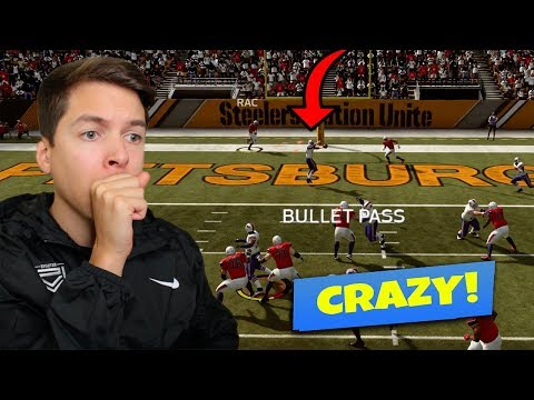 CRAZY TIPPED TOUCHDOWN IN 4TH QUARTER TAKES THE LEAD! MADDEN 19 ULTIMATE TEAM SSB #5