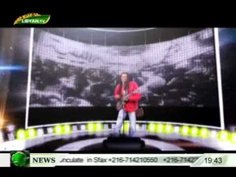 Libya State Television Music Video, Jun 12, 2011