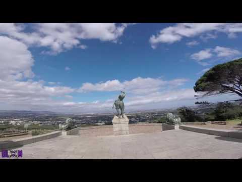 Rhodes Memorial || A view from above