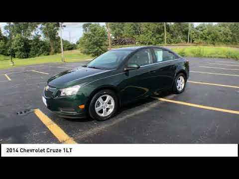 2014 Chevrolet Cruze Findlay OH T19531A