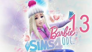 Próba pojednania na imprezie Halloweenowej...   -The Sims 4  Barbie  odc 13 s. 2