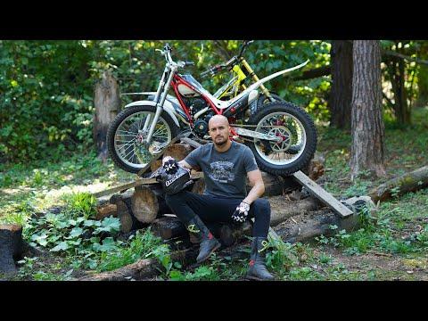 Тест-драйв первого китайского триального мотоцикла Kayo + розыгрыш шлема.