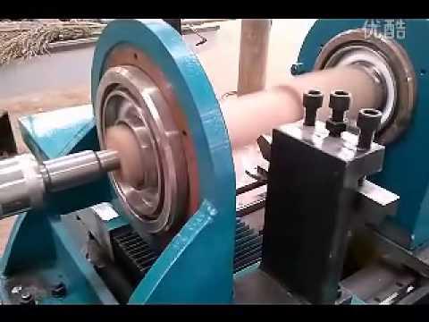 OMNI CNC wood lathe