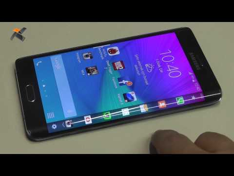 Samsung Galaxy Note Edge inceleme