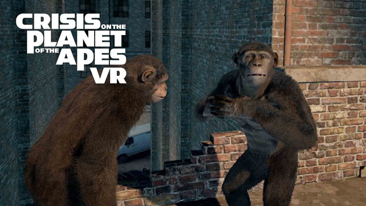Download Crisis on the Planet of the Apes VR | Available Now | FoxNext