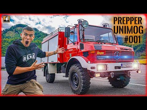 UNIMOG in KROATIEN GEKAUFT - Das UMBAU PROJEKT beginnt!   PREPPER LKW #001   Survival Mattin