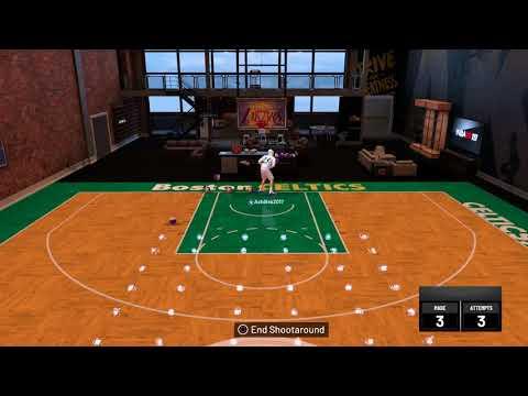 NBA 2K19 Capbreaker To Speedboost 89 Overall Sharpshooting Point