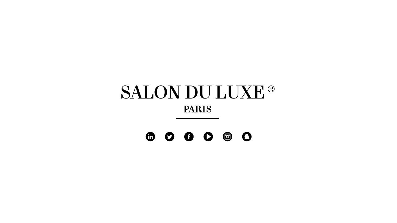 WE ARE SOCIAL ♡ - Salon du luxe Paris ✨