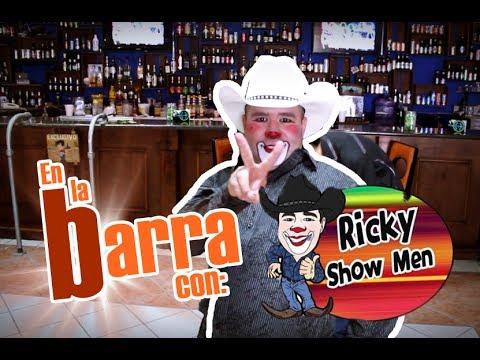 En la barra con Ricky ShowMen