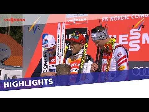 Akito Watabe wins 52th Schwarzwaldpokal in come-from-behind fashion | Highlights
