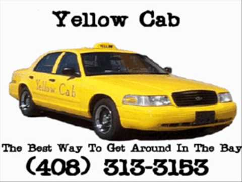 Yellow Cab Santa Clara Sunnyvale Mountain View Taxi Cab Santa Clara Sunnyvale