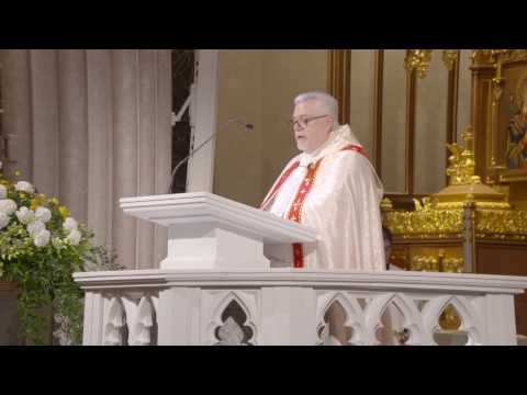 Rededication Mass of St. Michael's Cathedral | Sept. 29, 2016